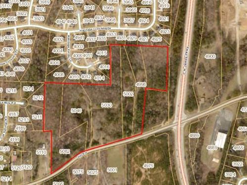 Land Auction In Powder Springs, Ga : Powder Springs : Cobb County : Georgia