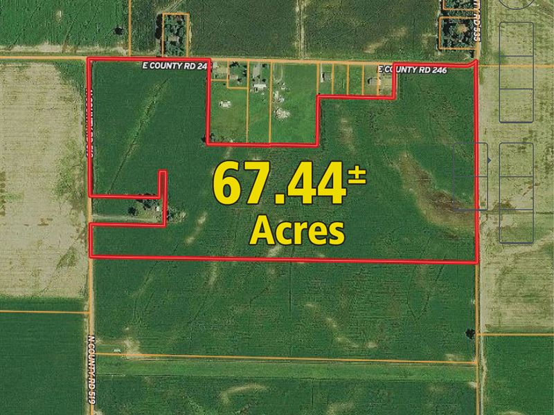 Real Estate & Equip Auction : Gosnell : Mississippi County : Arkansas