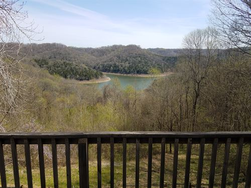 Home, Bldgs & 22 Ac W/ Lake Views : Silver Point : Dekalb County : Tennessee