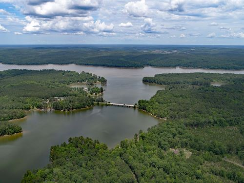 2.03 Acres, Lake Wateree, Fairfield : Winnsboro : Fairfield County : South Carolina