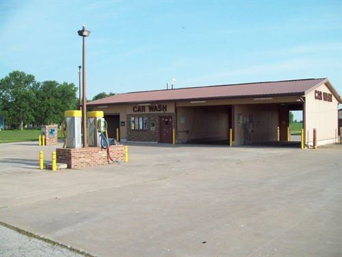 Online Turn Key Business Auction : Center : Ralls County : Missouri