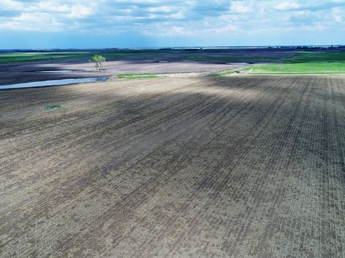 638.49 Acres In Spink&Faulk Co. : Redfield : Spink County : South Dakota