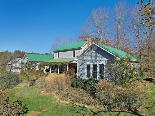 Beautiful Monroe County Property : Union : Monroe County : West Virginia