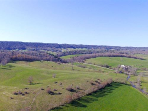 Magnificent 540 Acre Farm : New Castle : Craig County : Virginia