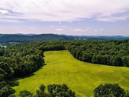 Land Auction 201 Ac In 7 Tracts : Floyd : Virginia