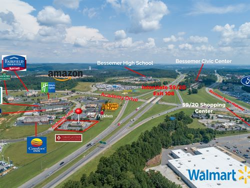 Auction Restaunt Prop Near Amazon : Bessemer : Jefferson County : Alabama
