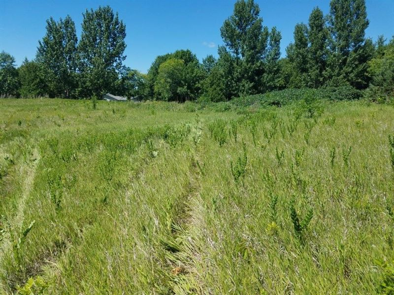 Land Lot Fegus Falls MN Otter Tail : Fergus Falls : Otter Tail County : Minnesota
