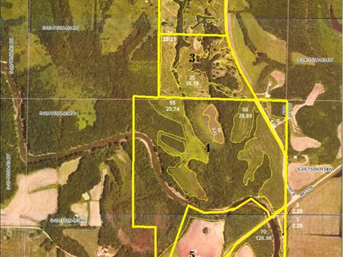 Matney Farm Auction 471.59 Acres : Dearborn : Platte County : Missouri