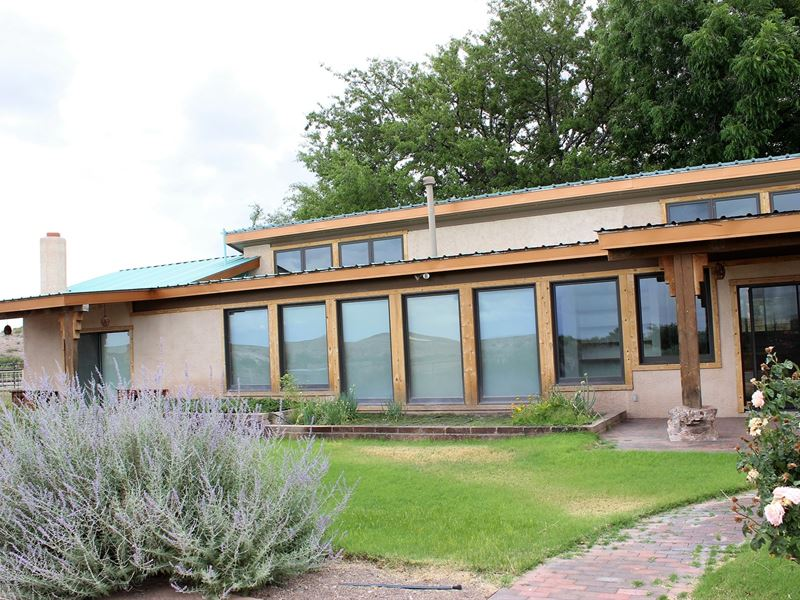 Farm, Pecan Farm, Ranch, Custom : Hillsboro : Sierra County : New Mexico