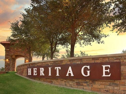 Auction Property Located Heritage : Fort Worth : Tarrant County : Texas