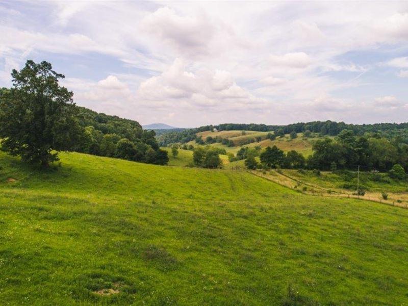 Hunting, Farm Recreational Land : Floyd : Floyd County : Virginia