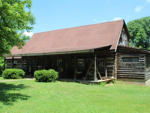 Country Home, Guest House,Creek : Bowling Green : Warren County : Kentucky