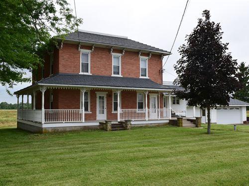 Stine Real Estate Auction Day 4 4 : Burgoon : Wyandot County : Ohio