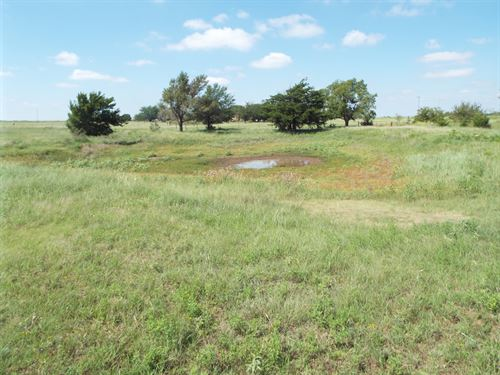 164 Acres, Home & Minerals : Fairview : Major County : Oklahoma