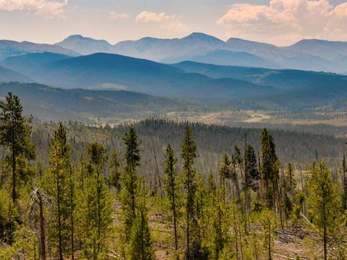Winter Park CO Acreage Water Rights : Winter Park : Grand County : Colorado
