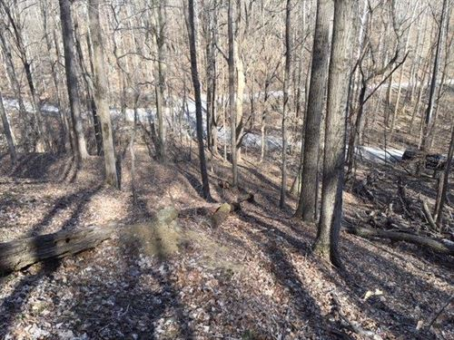 Lake Monroe Land, Building Lot : Bloomington : Monroe County : Indiana