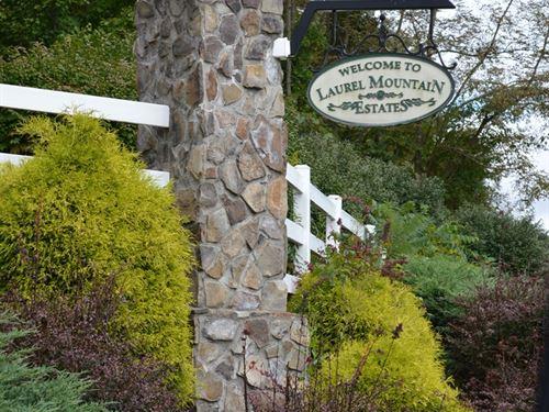 3.16 Acres Lot Laurel Mountain : Sparta : Alleghany County : North Carolina