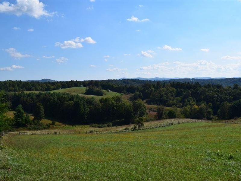 Farm Land at Auction in Floyd VA : Floyd : Floyd County : Virginia