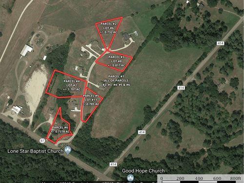 Magnolia Manor Lots Center TX : Center : Shelby County : Texas