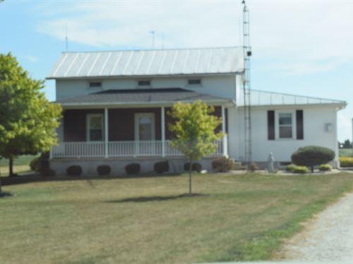 Schreiner Auction, Nov, 3 10Am : New Riegel : Seneca County : Ohio