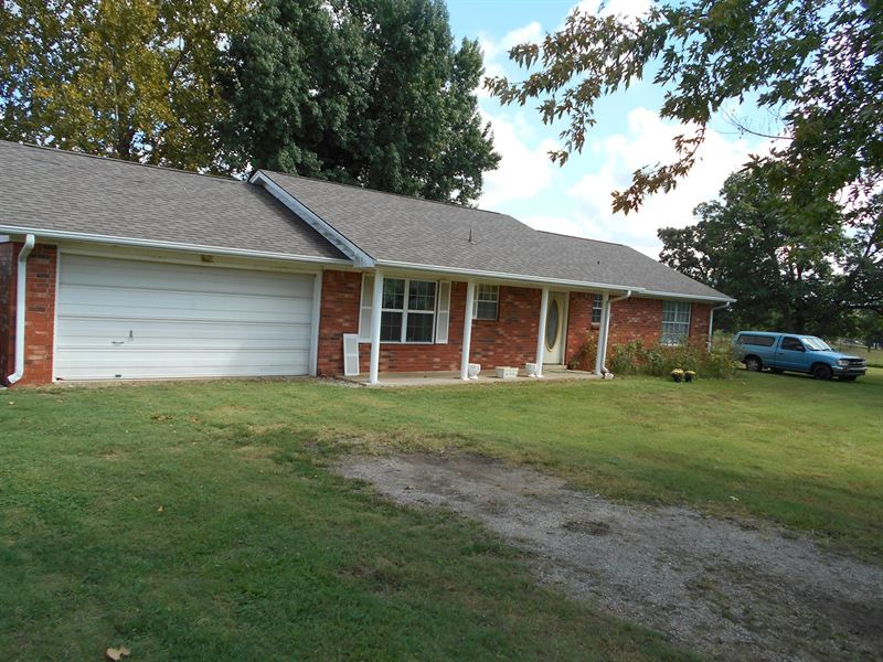 Auction, 70 Acres Home, Working : Adair : Mayes County : Oklahoma