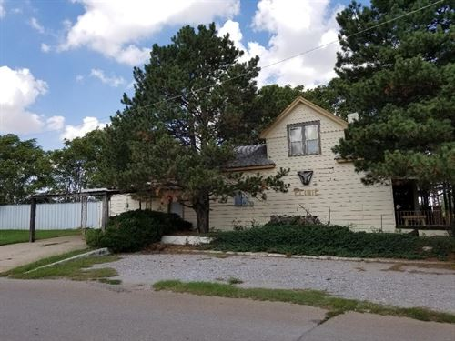 2 Story Commercial/Residential : Hinton : Caddo County : Oklahoma