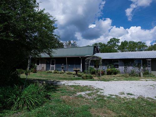 135 Jonestown Road Summertown TN : Summertown : Lawrence County : Tennessee