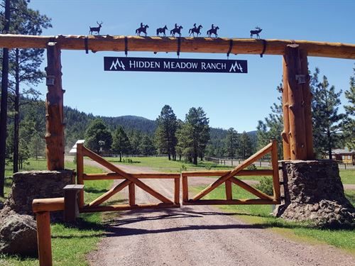 Hidden Meadow Ranch Auction : Greer : Apache County : Arizona