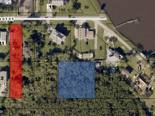 1/3 Acre Residential Property Old : Palm City : Martin County : Florida
