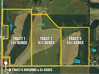 Iowa Farmland Auction : Centerville : Appanoose County : Iowa