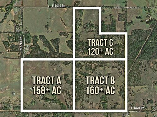 Combination Ranch Auction : Chickasha : Grady County : Oklahoma