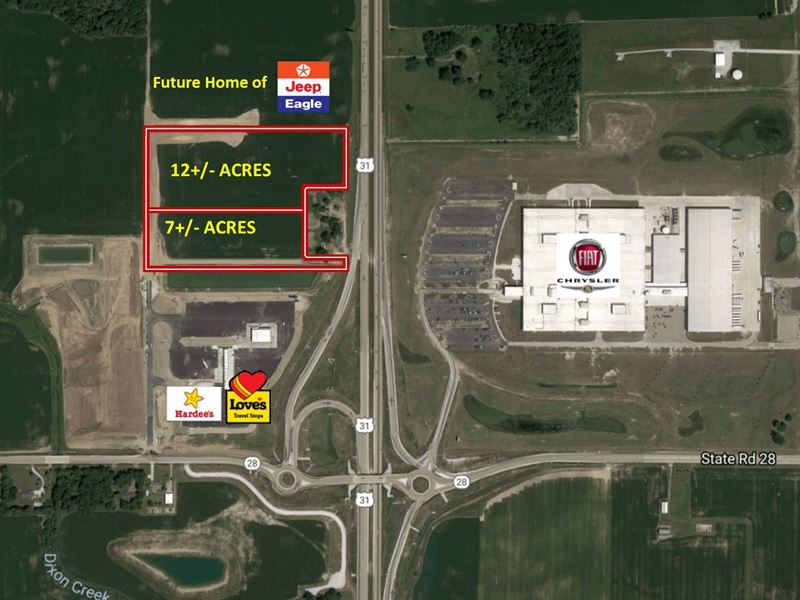 Sealed Bid Auction Com, Sites : Tipton : Tipton County : Indiana