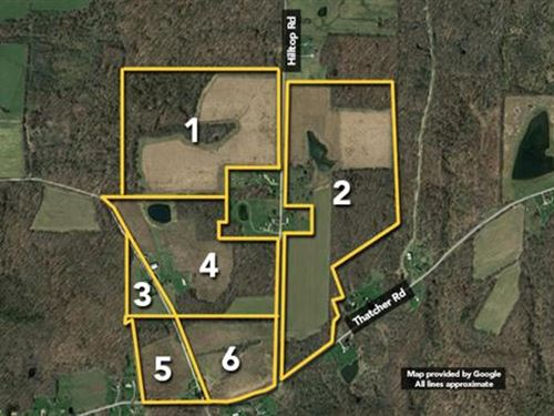 Located Within 2 Miles of Connea : Conneautville : Crawford County : Pennsylvania
