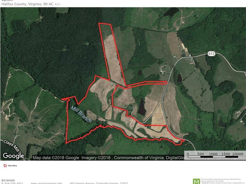 Certified Organic Farm Halifax : Halifax : Halifax County : Virginia