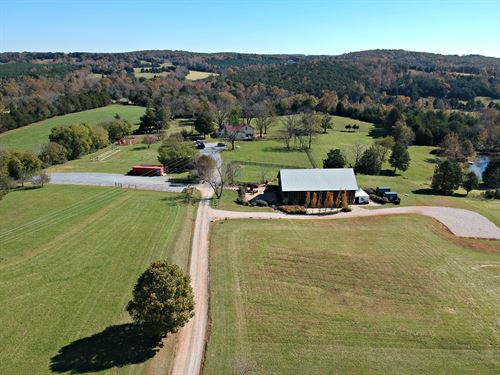 Beautiful Farm And Wedding Venue : Evington : Campbell County : Virginia
