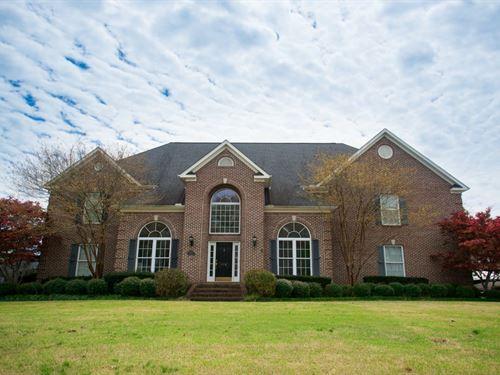 Hartselle Ala 5Br/5Ba Executive : Hartselle : Morgan County : Alabama