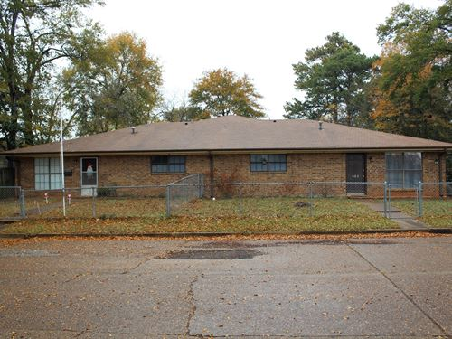 Duplex Kilgore, TX Investment : Kilgore : Gregg County : Texas