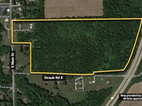 Property Contains 7,276 sf WI : Mansfield : Richland County : Ohio