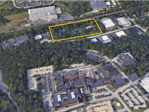 7.5+/- Acre Development Site : Paoli : Chester County : Pennsylvania