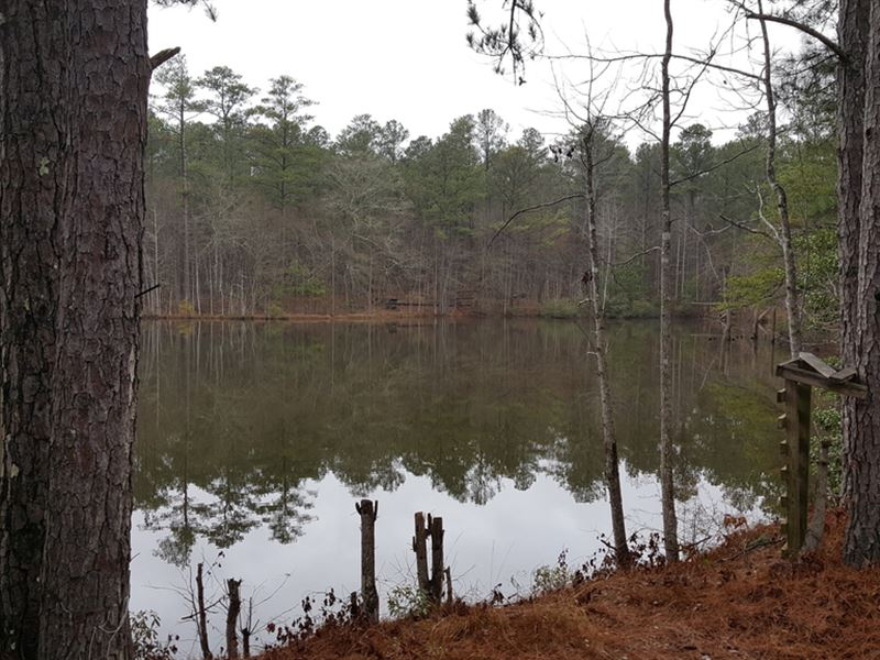 Higher And Better Use Timber Lake : Cataula : Harris County : Georgia