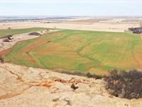 Grass Pasture & Cropland & Ponds : Douglas : Garfield County : Oklahoma