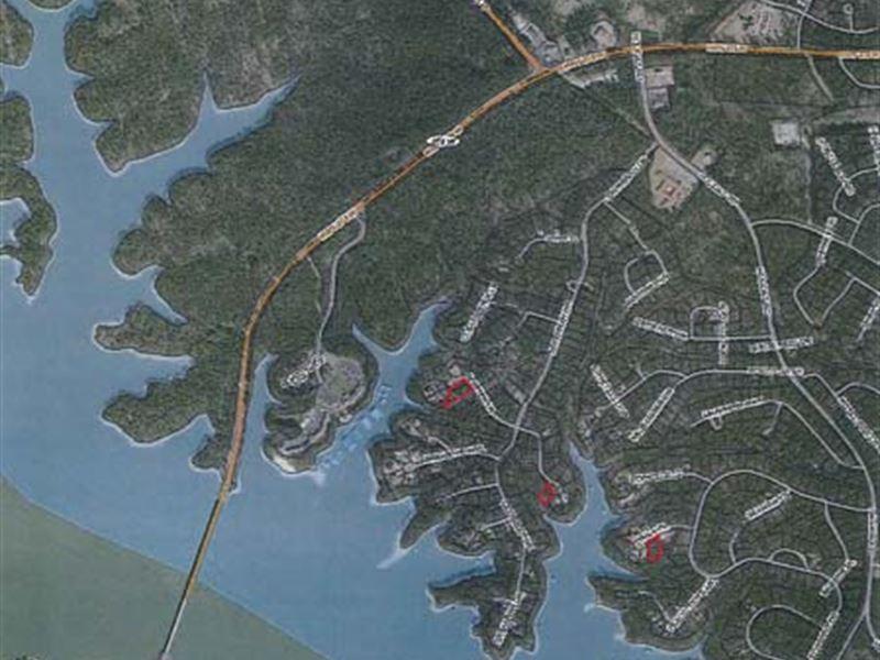 Auction, Properties 1108-1112 : McCormick : McCormick County : South Carolina