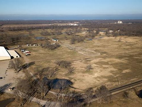 Rv Park on 24.46 Acres Comple : Inola : Rogers County : Oklahoma