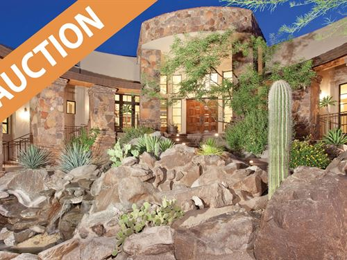 Ahwatukee Phoenix AZ Mountain Home : Phoenix : Maricopa County : Arizona