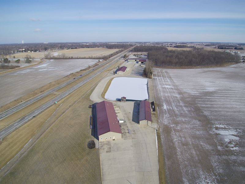 Marion, Ohio Commercial Property : Marion : Marion County : Ohio
