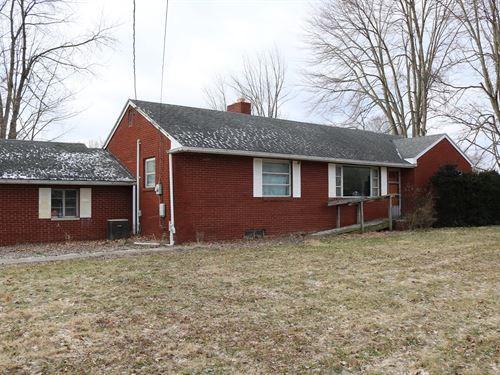 Real Estate Auction, Investor : Marion : Ohio