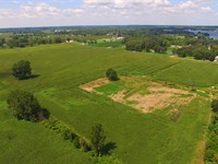 Land Auction In Indiana, 3 Farms : Wolcottville : Lagrange County : Indiana
