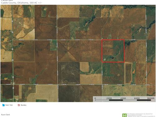 Oklahoma Farm/Ranch Land, Caddo : Carnegie : Caddo County : Oklahoma