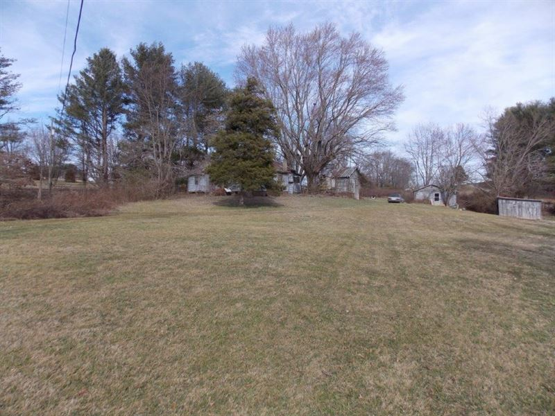 Land in Riner VA at Auction : Riner : Montgomery County : Virginia