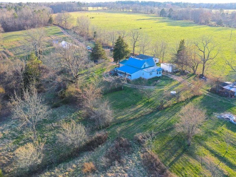 Farm For Sale in The Ozarks : Alton : Oregon County : Missouri